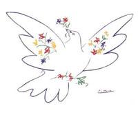 Мир Любви и Романтики: голубь мира